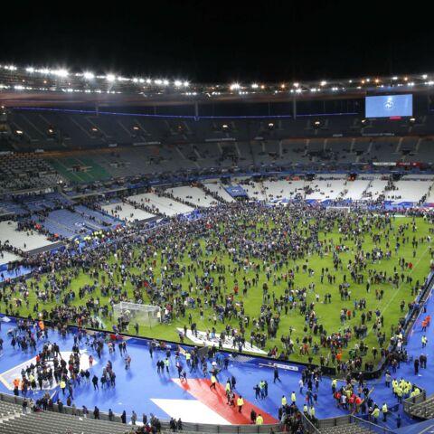 Attentats au Stade de France: les joueurs dans l'ignorance
