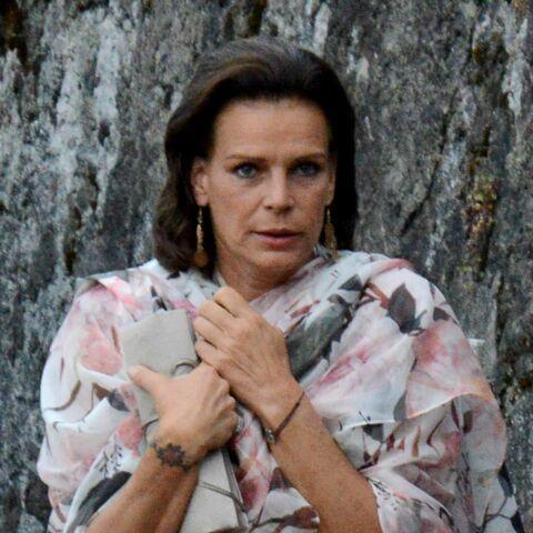 Attentats parisiens, la tristesse de Stéphanie de Monaco