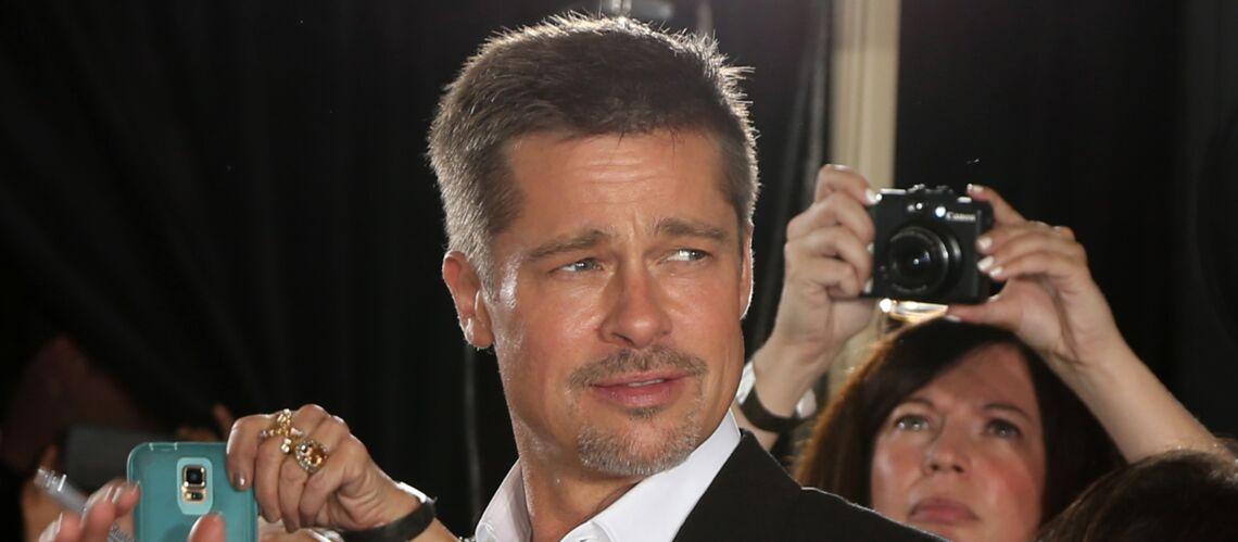 Brad Pitt annonce avoir des enregistrements compromettants pour Angelina Jolie