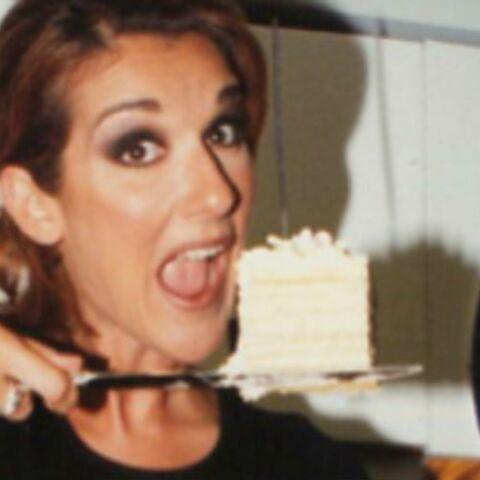 PHOTOS – Céline Dion fêtera ses 50 ans sur scène: ses anniversaires les plus fous