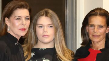 PHOTOS – Caroline, Stéphanie de Monaco et sa fille Camille Gottlieb, réunies pour rendre hommage à la princesse Grace de Monaco