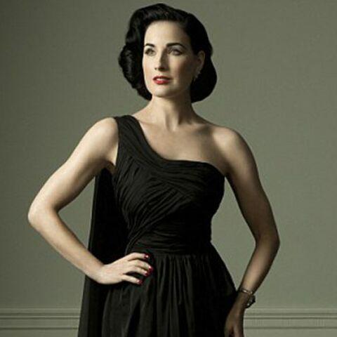 La petite robe noire de Dita Von Teese