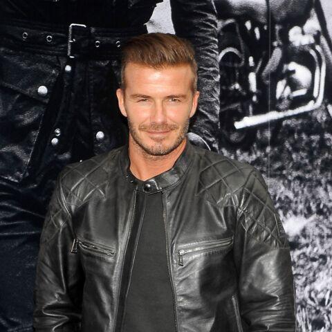 David Beckham: «Mes enfants sont ma motivation»