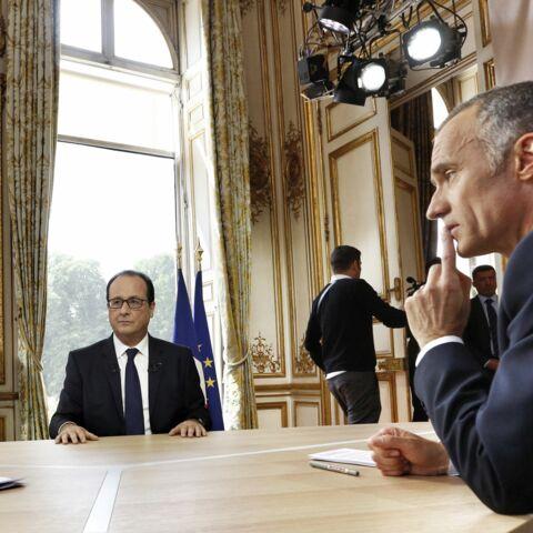 François Hollande en prime-time sur TF1 le 6 novembre
