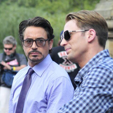Robert Downey Jr.: Captain America 3 dans le viseur