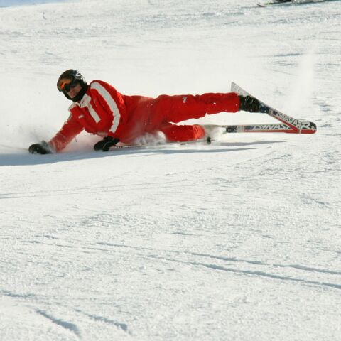 Accident de Michael Schumacher: GoPro chute lourdement