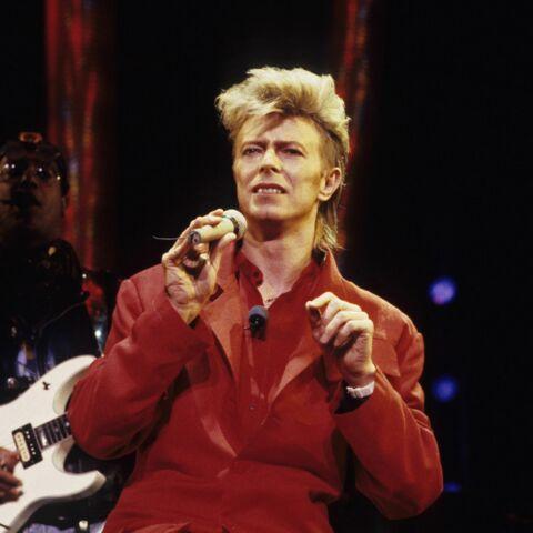Pour David Bowie, la scène, c'est fini