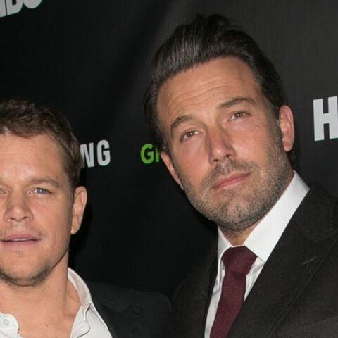 Matt Damon vend sa maison pour Ben Affleck