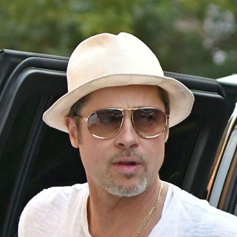 Brad Pitt: des retrouvailles très surveillées avec ses enfants