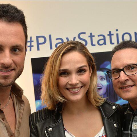 PHOTOS – Danse avec les stars: les candidats se changent les idées avec Playstation VR