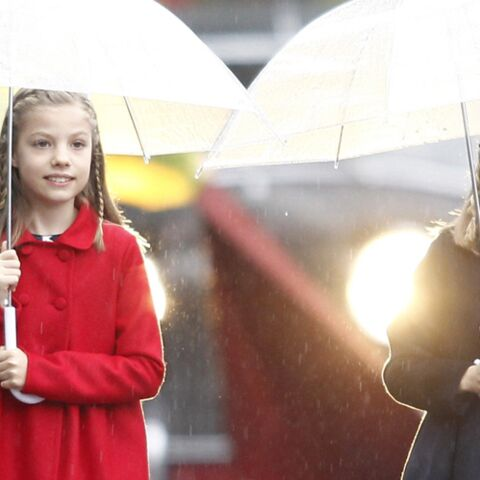 PHOTOS – Pourquoi Letizia d'Espagne habille toujours ses filles comme des jumelles?