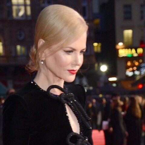 PHOTOS – Nicole Kidman, la robe qui fait jaser