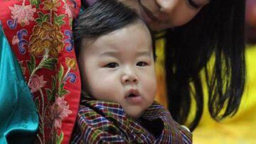 PHOTOS – Découvrez le plus beau bébé du gotha: le «royal baby» du Bhoutan