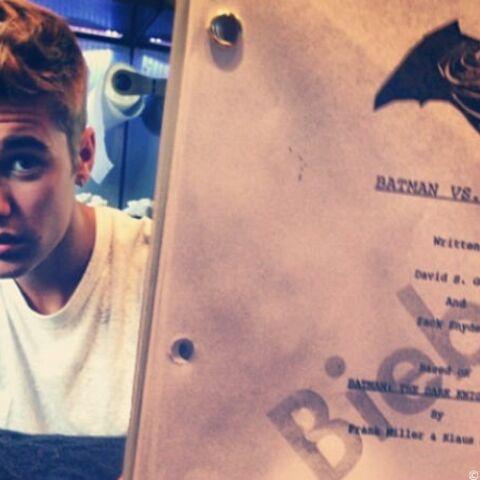 Justin Bieber dans Batman VS Superman?