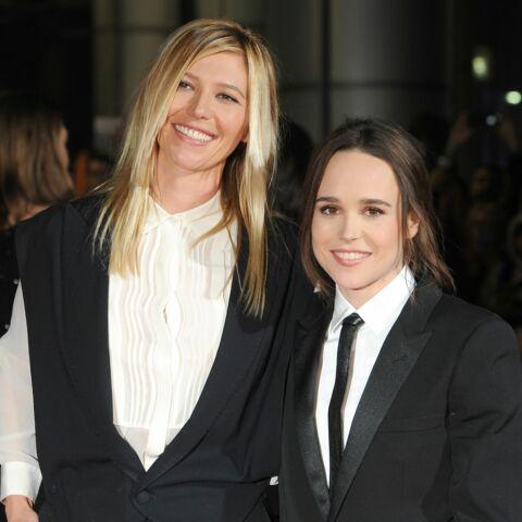 Ellen Page vous présente sa nouvelle compagne