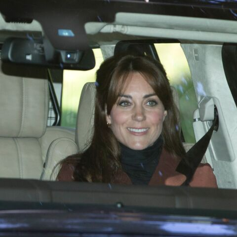 Coiffure de star: La frange de la duchesse de Cambridge