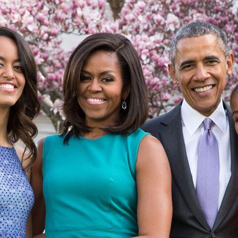 Michelle Obama: ses filles vont avoir du mal à quitter la Maison blanche