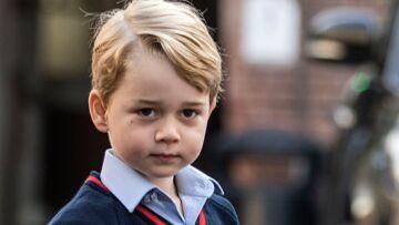 Après une tentative d'intrusion dans son école, le prince George est revenu en cours