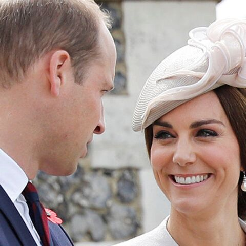 Pourquoi Kate Middleton et le prince William ne se tiennent jamais la main en public