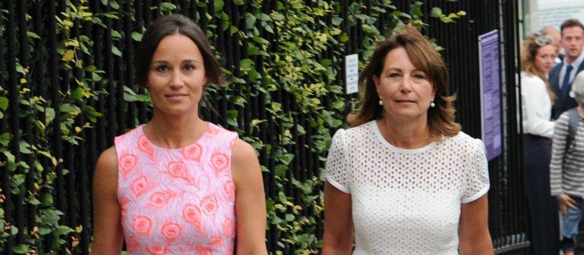 comment carole middleton a mis ses filles au r gime gala. Black Bedroom Furniture Sets. Home Design Ideas