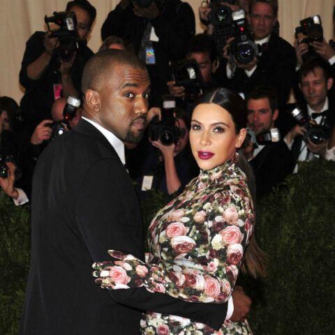 Kim Kardashian: première sortie très… discrète de sa petite North