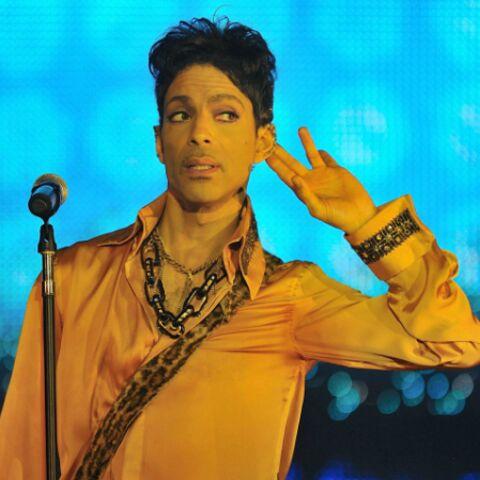 Prince tweete en toute discrétion