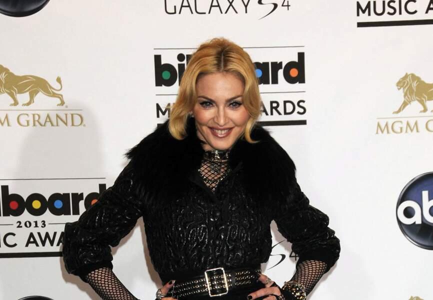Madonna, la quinquagénaire qui rêvait d'avoir 30 ans de moins