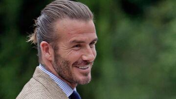 PHOTOS – David Beckham papa modèle: il passe six jours à construire un château pour sa fille Harper