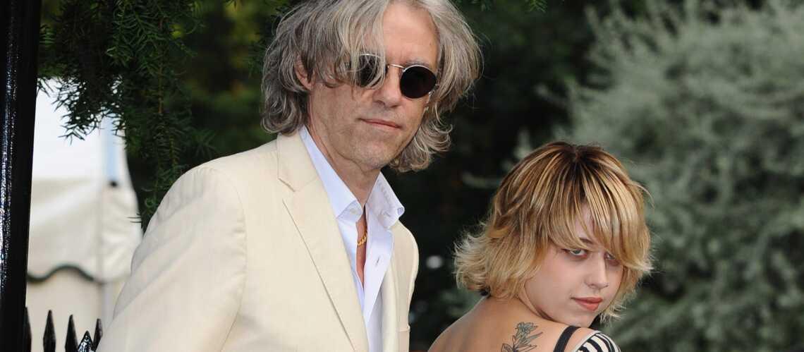Bob Geldof: dévasté par la mort de sa fille