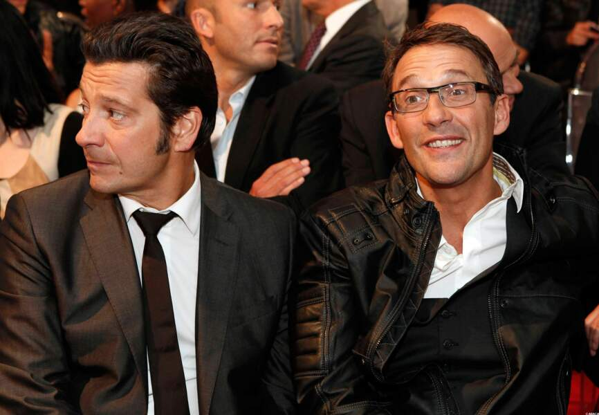 Sur RTL Laurent Gerra tjs leader (1,8 millions d'auditeurs) et Julien Courbet progesse (+108 000 auditeurs)