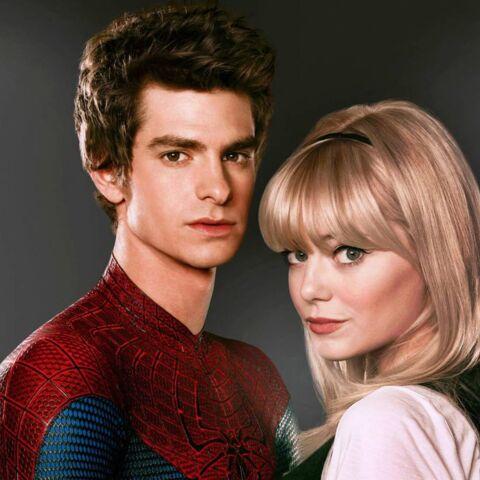 Andrew Garfield et Emma Stone: Les amoureux de Spider-Man
