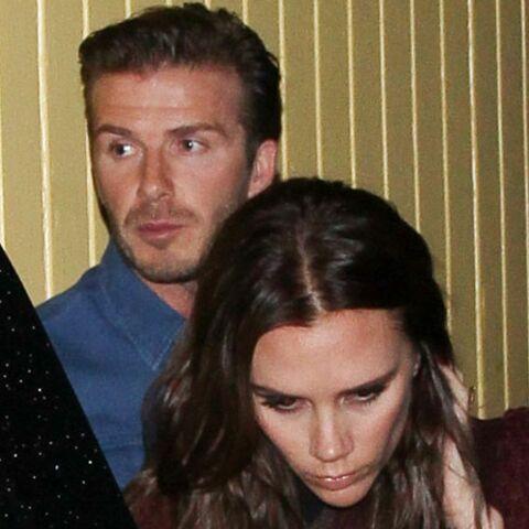 David Beckham ultime visite préparatoire à Paris