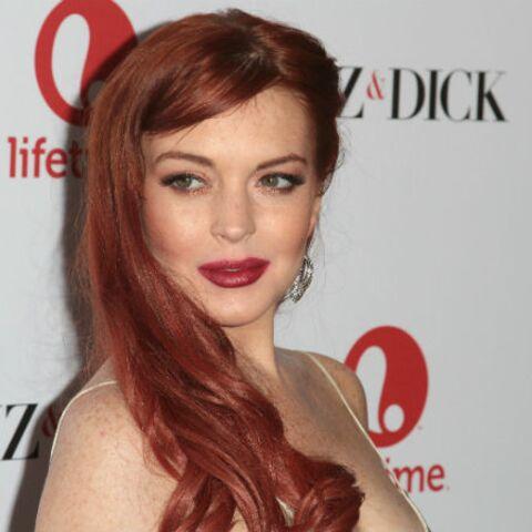 Lindsay Lohan: un strip-tease contre ses dettes
