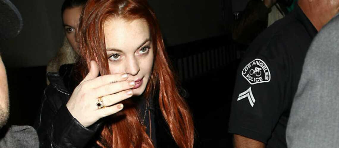 Lindsay Lohan, «une enfant déchaînée»