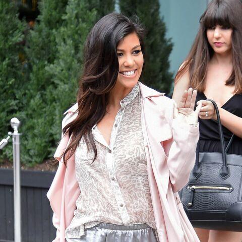 Kourtney Kardashian, maman pour la troisième fois