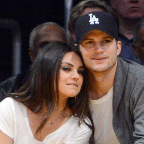 Pour Mila Kunis, Ashton Kutcher est le meilleur des papas