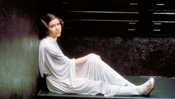 Star Wars: Carrie Fisher, étoile filante d'Hol­ly­wood