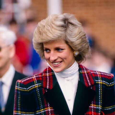 Diana, une princesse en tartan