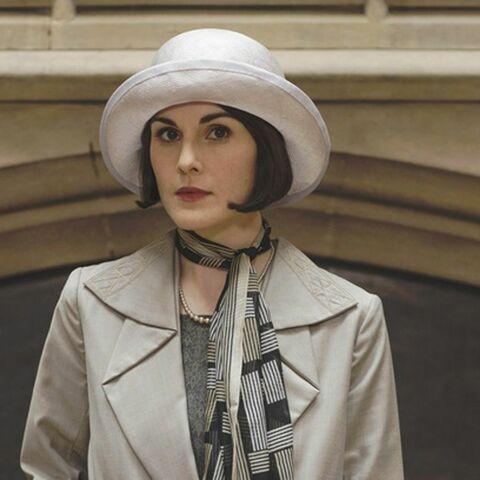 Downton Abbey: Michelle Dockery dévastée par la mort de son fiancé