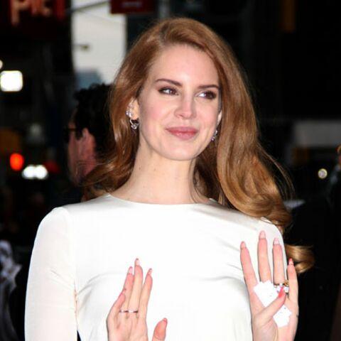 Lana Del Rey squatte chez son ex