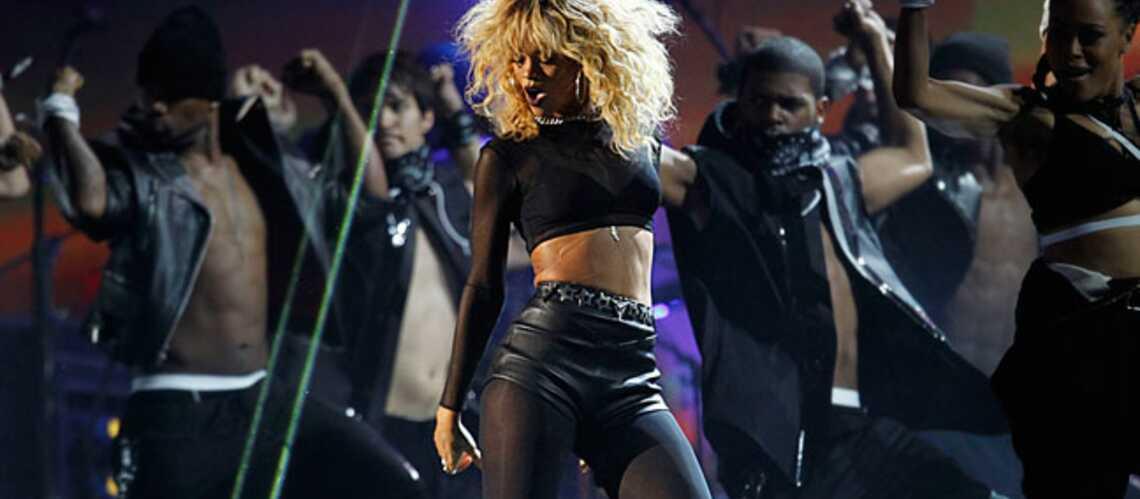 Rihanna, the Body