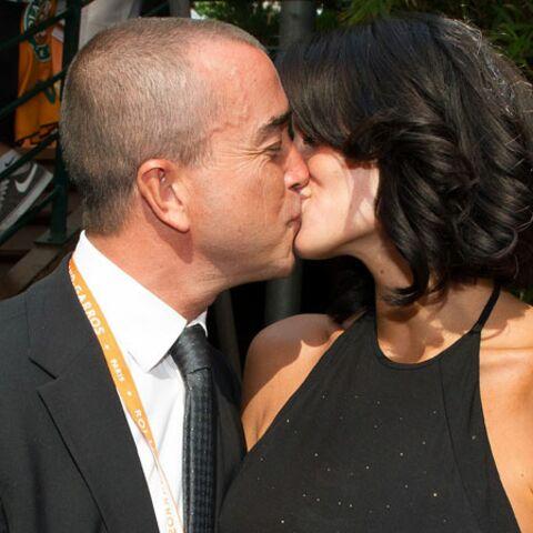 Arnaud Lagardère et Jade Foret: une St Valentin so romantic!
