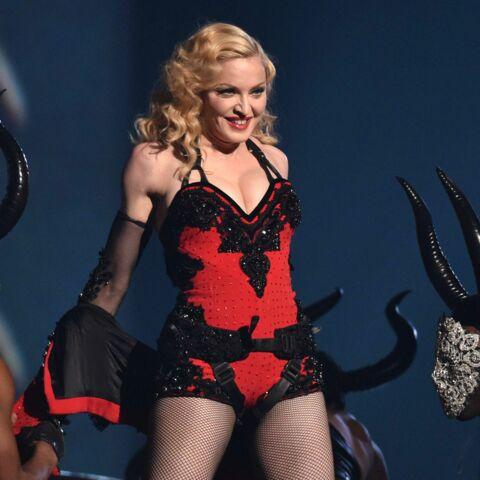 Pour Madonna, 50 nuances de Grey n'a rien de sexy