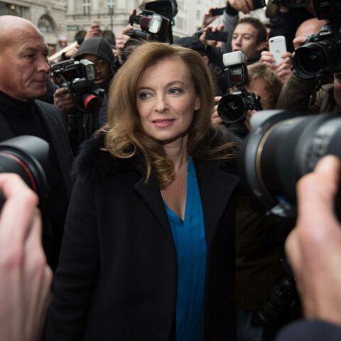 Valérie Trierweiler se paie la loi Macron sur Twitter