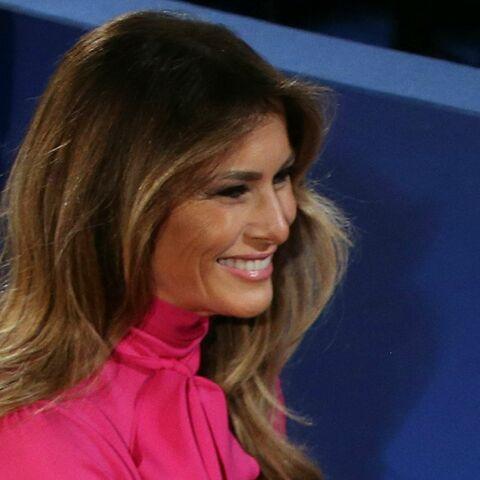 Melania Trump:  Etre première dame n'était pas vraiment son rêve