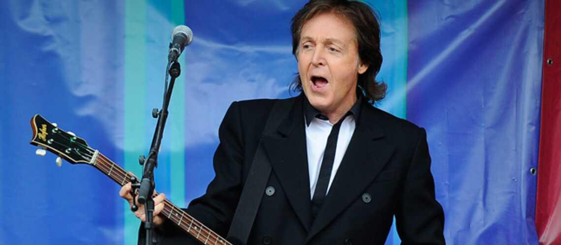 Paul McCartney et Ringo Starr se retrouvent
