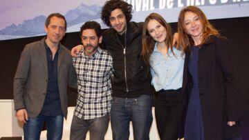 Alpe d'Huez- Gad Elmaleh: «Il faut que le rire nous rassemble»