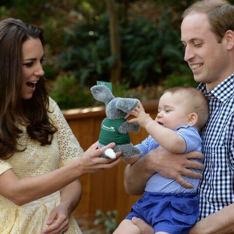 George, un petit prince gâté