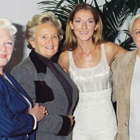 Les tendres mots de Line Renaud pour Céline Dion