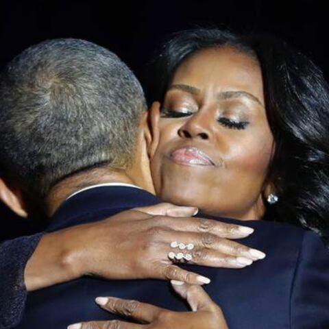 Photos – Alyssa Milano, Eva Longoria, Sharon Stone, Michael Douglas…. Cette semaine les stars disent adieu à Barack Obama en images.